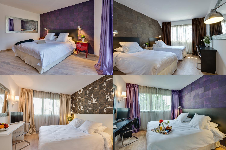 Chambres Hotel Catalpa