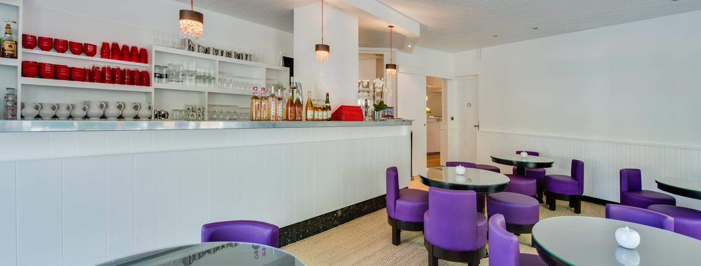 Restaurant Assiette Rouge hotel Catalpa Annecy