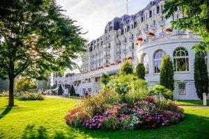 Jardins de l'hôtel Impérial
